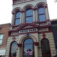 Photo taken at Union Jack Pub & Restaurant by Dj G. on 8/7/2013