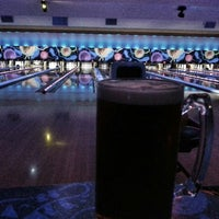 Photo taken at Andover Lanes and Lounge by Chris K. on 3/13/2014