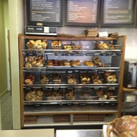 Photo taken at Art's Bagels and More by Mike F. on 11/13/2012