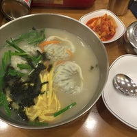 Photo taken at 삼대불고기냉면 by Joan on 1/2/2016