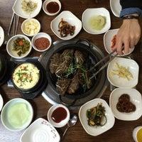 Photo taken at 특미관 / Teuk Mi Gwan Green Tea Restaurant by Joan on 5/16/2015