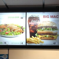 Photo taken at McDonald's by Francisco P. on 1/23/2013