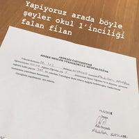 Photo taken at Akdeniz Üniversitesi Finike Meslek Yüksek Okulu by Abdullah A. on 2/19/2018