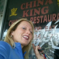 Photo taken at China King by Katie H. on 6/15/2013
