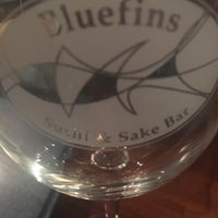 Photo taken at Bluefins Sushi and Sake Bar by Bill W. on 10/30/2016