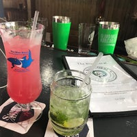Photo taken at The Blue Coral Seaside Cuisine & Spirits by Bill W. on 7/14/2017