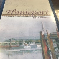 Photo taken at Homeport Restaurant by Bill W. on 10/21/2016