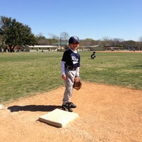 Photo taken at Northwest Little League Field by Todd B. on 3/2/2013