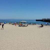Photo taken at Santa Cruz Main Beach by Svetlana K. on 6/17/2013