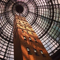 Photo taken at Melbourne Central by Lee A. on 12/22/2012
