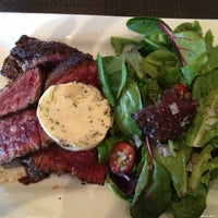Photo taken at Hickory Lane Bistro by Alexandra A. on 4/26/2013