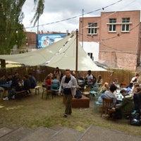 Photo taken at Turnhout by Anil V. on 7/25/2018