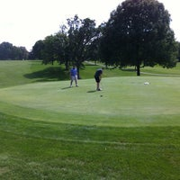 Photo taken at Ackerman Golf Course by Chris R. on 9/14/2012