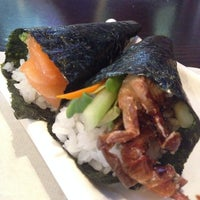 Photo taken at Sushi Zen by Betty T. on 5/23/2014