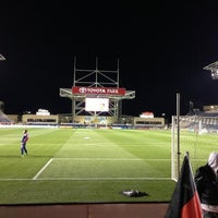 Photo taken at Toyota Park by Major League Soccer on 11/1/2012