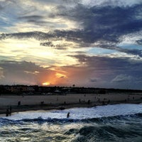 Photo taken at St. Augustine Pier by Jim T. on 6/24/2013