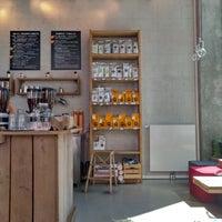 7/30/2018에 Ilias C.님이 Kaffeewerk Espressionist에서 찍은 사진