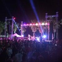 Photo taken at Γαλαζιο Beach Bar by Eleftheriadis S. on 7/8/2016