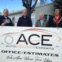 Photo taken at Auto Collision Experts (ACE) by Steve P. on 2/6/2015