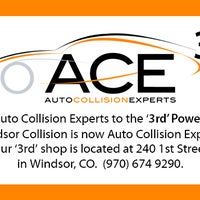 Photo taken at Auto Collision Experts (ACE) by Steve P. on 12/18/2014