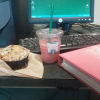 Photo taken at USF Bookstore Starbucks by Megan S. on 4/16/2012
