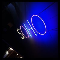Photo taken at Soho Theatre Bar by StuDoList on 2/29/2012