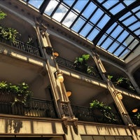 Photo taken at Grove Arcade by David G. on 6/8/2012