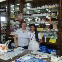 Photo taken at Farmacia y Perfumería Catedral by Magui M. on 6/14/2012