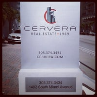 Photo taken at Cervera Real Estate by Cervera R. on 11/26/2012