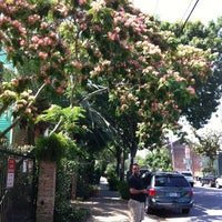 Photo taken at Lower Garden District by Mary R. on 5/24/2013