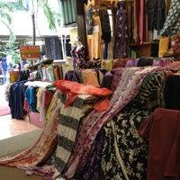 Photo taken at Pasar Baru (Passer Baroe) by Amy B. on 1/27/2013