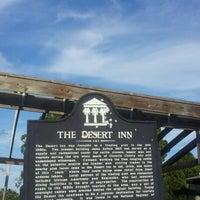 Photo taken at Desert Inn Bar & Restaurant by Flutterby M. on 1/11/2013