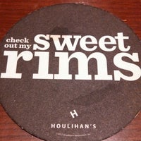 Photo taken at Houlihan's Restaurant + Bar by Bri G. on 4/5/2013