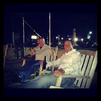 Photo taken at The Frog Hair Grille and Golf by TJ G. on 9/30/2012