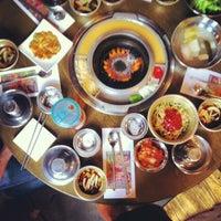 Foto tomada en Kang Ho Dong Baek Jeong por Claire M. el 4/6/2013