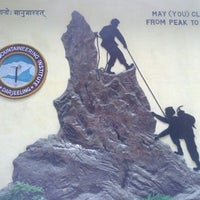 Photo taken at Himalayan Mountaineering Institute by Thierry L. on 10/15/2012