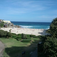 Photo taken at Tamarama Beach by Thierry L. on 12/27/2012
