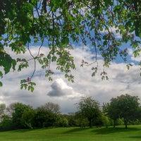 Photo taken at Risinghurst by Richard E. on 5/13/2014