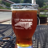 Photo taken at Lost Province Brewing Company by Jarrod M. on 7/9/2017