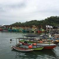 Photo taken at Pelabuhan Chendering by Fadhli Afiq N. on 5/13/2016