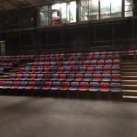 Photo taken at USF Theatre 2 by Anthony V. on 11/12/2013