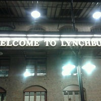 Photo taken at Amtrak Station - Lynchburg, VA (LYH) by Joey P. on 10/11/2012