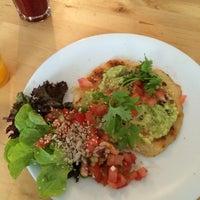 Das Foto wurde bei FunkYou - Natural Food von Valentina V. am 10/19/2014 aufgenommen