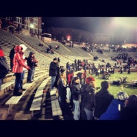 Photo taken at Nippert Stadium by Matt F. on 11/24/2012