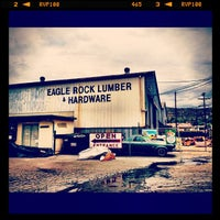 Photo taken at Eagle Rock Lumber by Boaz S. on 4/9/2013