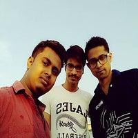 Photo taken at Godadhar by Debayan D. on 6/19/2016