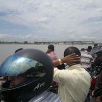 Photo taken at Godadhar by Debayan D. on 8/1/2013
