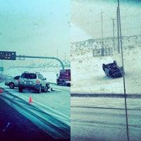 Photo taken at Jordan River Parkway by Robert P. on 1/19/2013