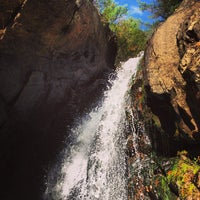 Photo taken at Campbell Falls by Scott S. on 10/13/2013
