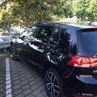 Photo taken at Auto Rossel GmbH | VW Skoda Audi Porsche by Jens D. on 8/17/2016